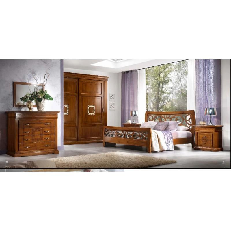 camera da letto completa mod. pln