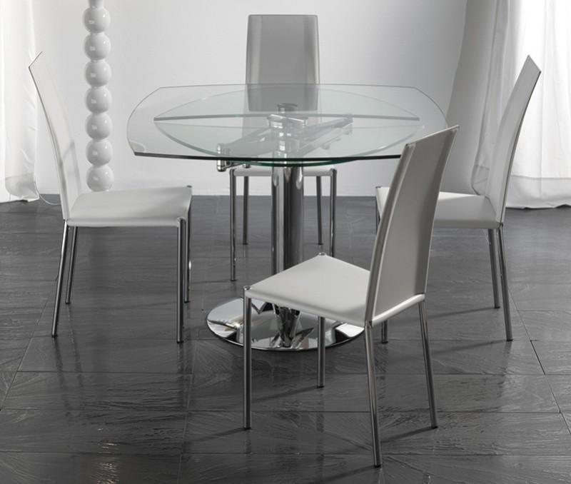 Tavolo Quadrato Allungabile Art 656