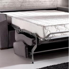 Divano letto materasso h. 18 dandy 160