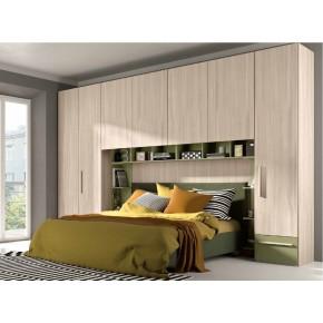 Camera da letto a ponte art. cm039