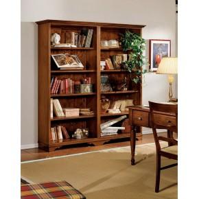 Libreria in legno art. 709im