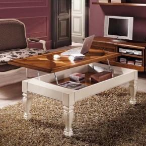 Tavolino da salotto rialzabile art. im1417