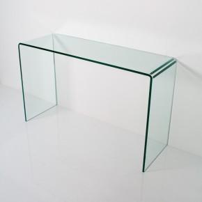 Consolle Smalle in vetro