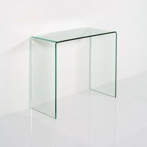 Consolle steasy in vetro
