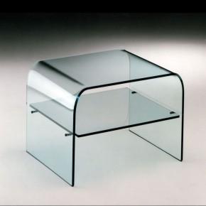 Comodino washington in vetro