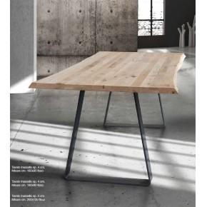 Tavolo in rovere art. 80678