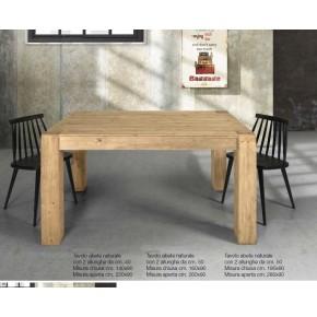 Tavolo in abete art. 85456