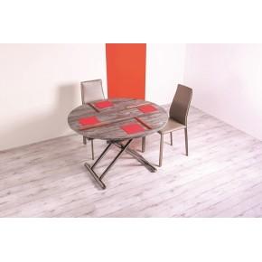 Tavolino da salotto trasformabile in tavolo Art. AT 023