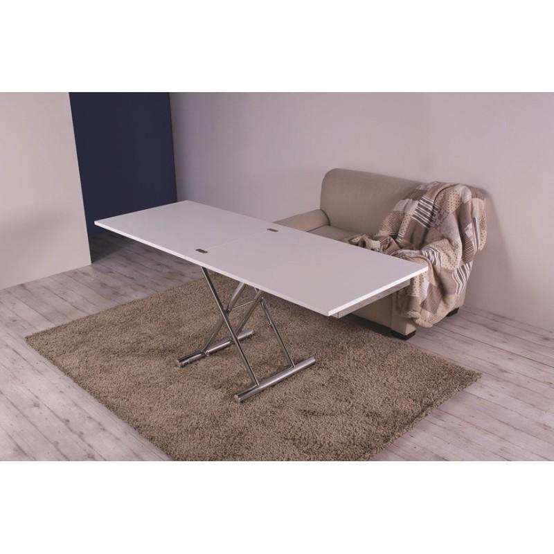 tavolino da salotto trasformabile in tavolo Art. AT 020