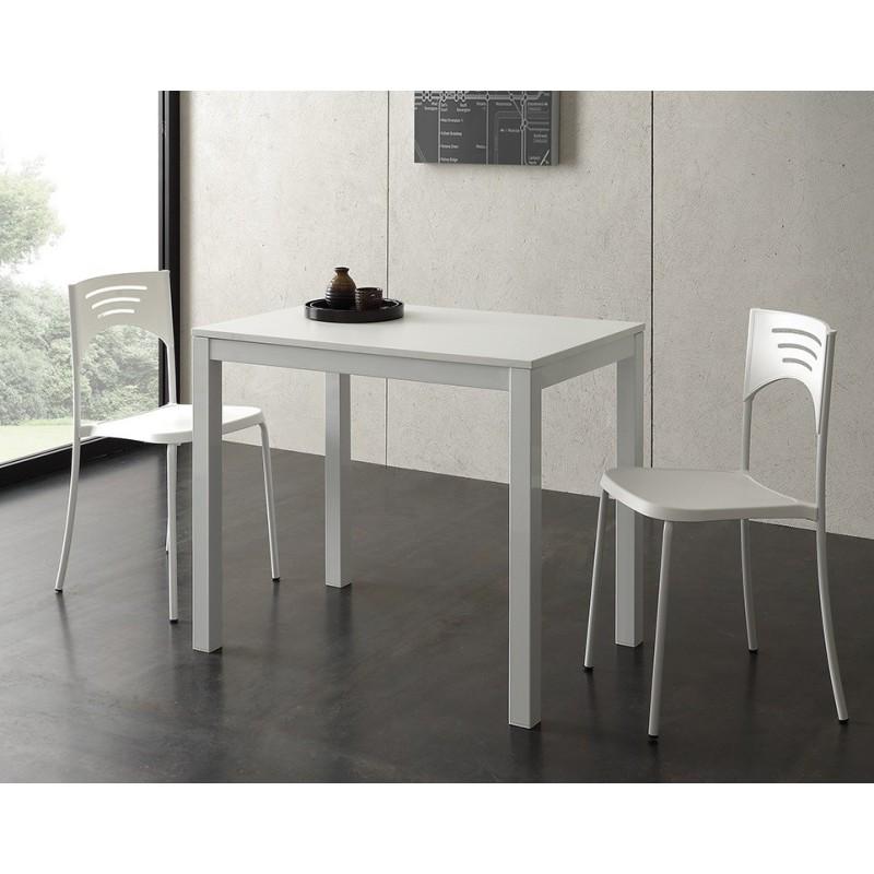 Tavolo micro table 90x60 cm allungabile for Tavolo 90x60