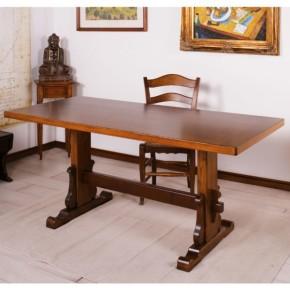 Tavolo in castagno massello art. tav1/MA