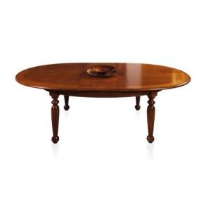 Tavolo ovale allungabile art. cocco