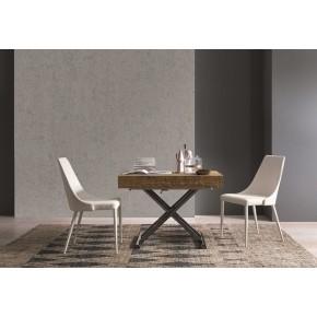 Tavolino da salotto trasformabile in tavolo Art. compact