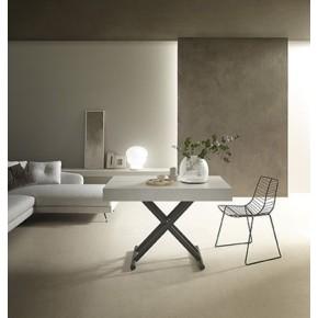 Tavolino da salotto trasformabile in tavolo Art. Diario