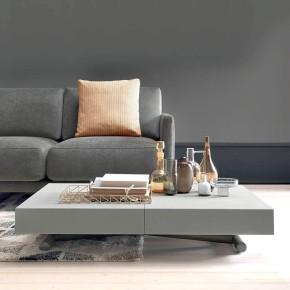 Tavolino da salotto trasformabile in tavolo Art. Ulisse