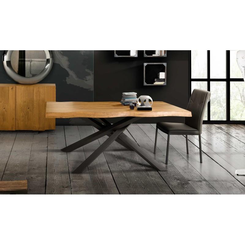 Tavolo in massello di rovere art. t647