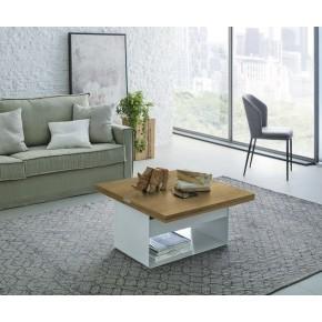 Tavolino trasformabile in tavolo 160x80 cm art. wind