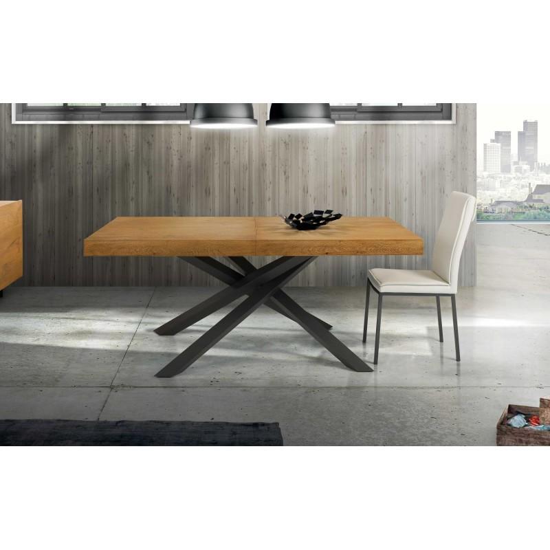 Tavolo in rovere art. t650