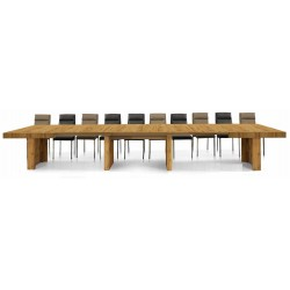 Tavolo allungabile a 480 cm art. t636