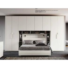 Camera da letto a ponte art. vfb017
