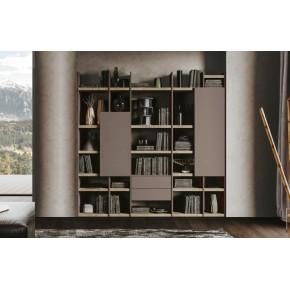 Libreria componibile art. M617