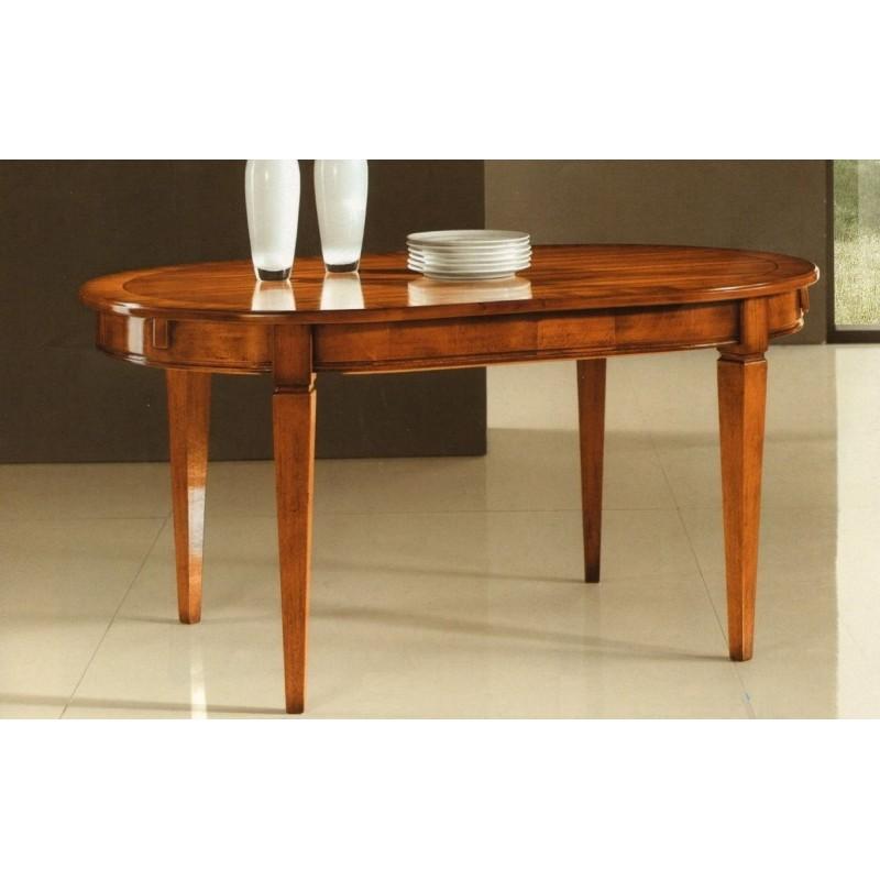 tavolo ovale allungabile a 320 cm art. IM938