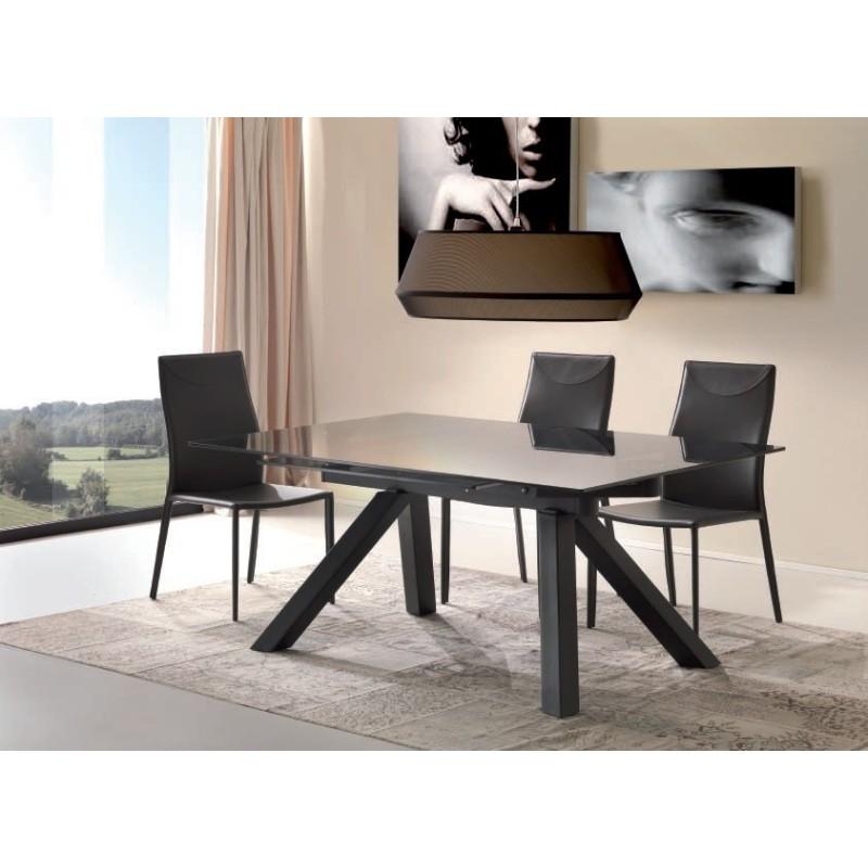 tavolo rettangolare allungabile art. 652